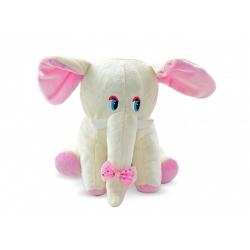 Слонче с панделка