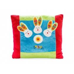 Зайче възглавничка